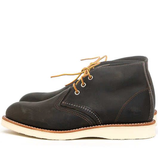 3150 Work Chukka Charcoal Rough & Tough