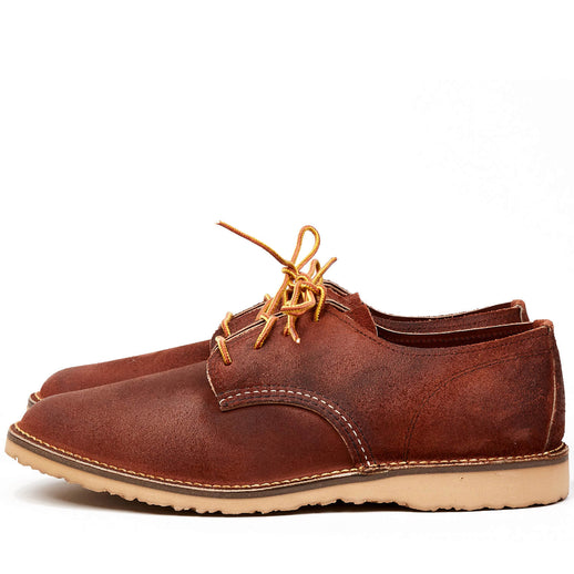 3306 Weekender Oxford Red Maple Muleskinner