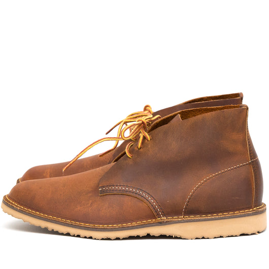 3322 Weekender Chukka Copper Rough & Tough