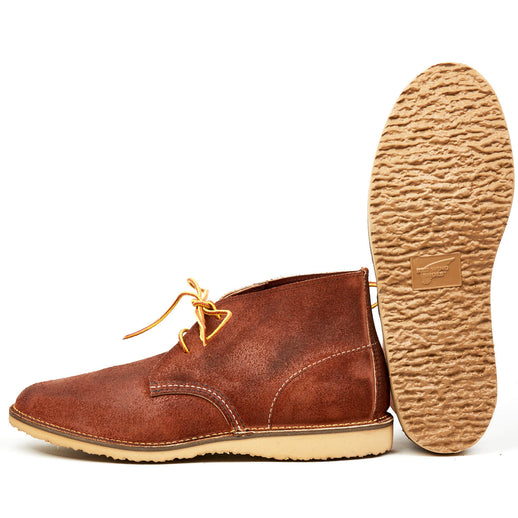 3326 Weekender Chukka Red Maple Muleskinner