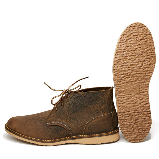 3327 Weekender Chukka Olive Roughneck Mohave