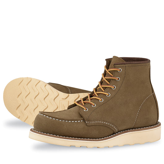 3377 6'' Moc Toe Olive Mohave