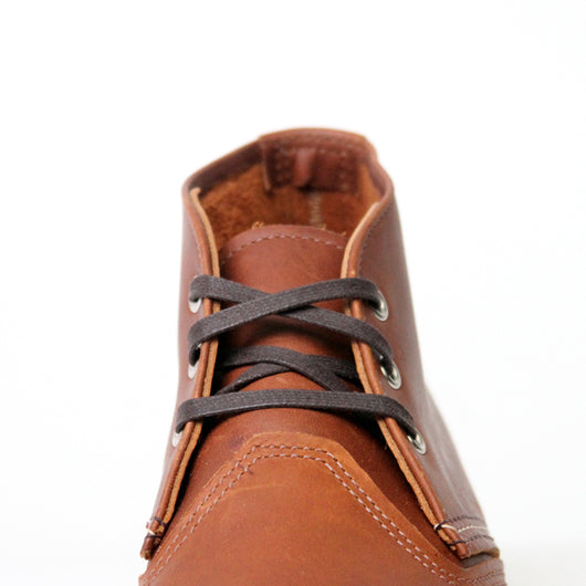 Waxed Laces Brown 36''