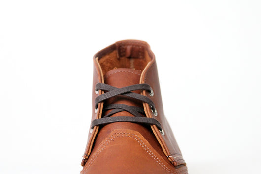 Waxed Laces Brown 48''