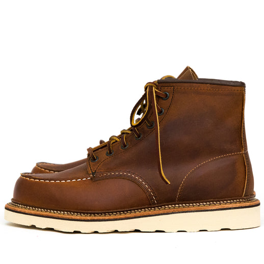 1907 Classic Moc Toe Copper Rough & Tough