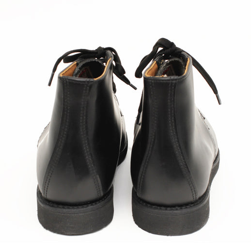 9197 Policeman Boot Black Chaparral