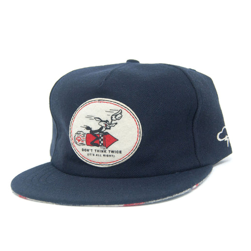 Ampal Creative - Don't Think Twice Cap - Navy