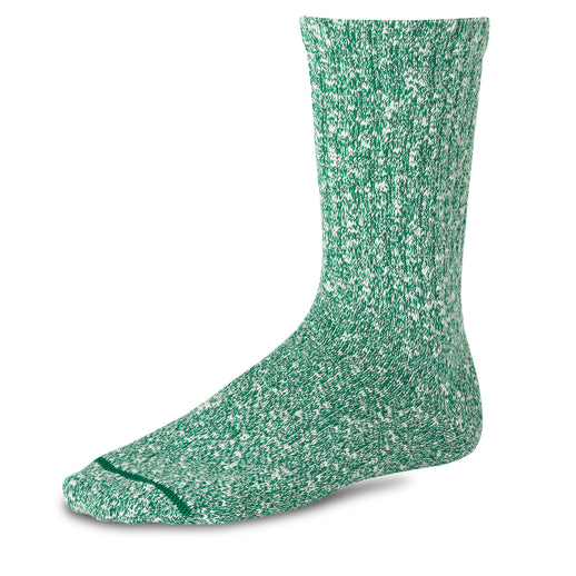 Cotton Rag Socks - Green