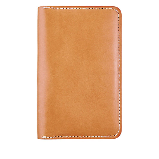Passport Wallet - Vegetable Tanned
