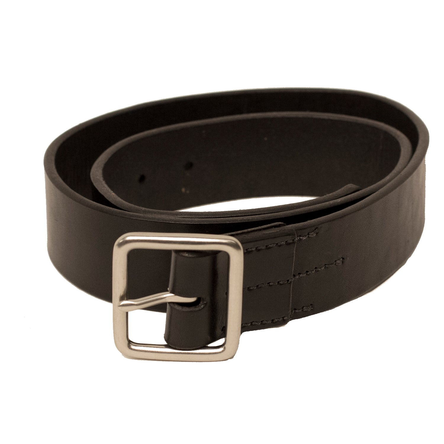 Red Wing 96564 Vegetable-Tanned Leather Belt Black English Bridle