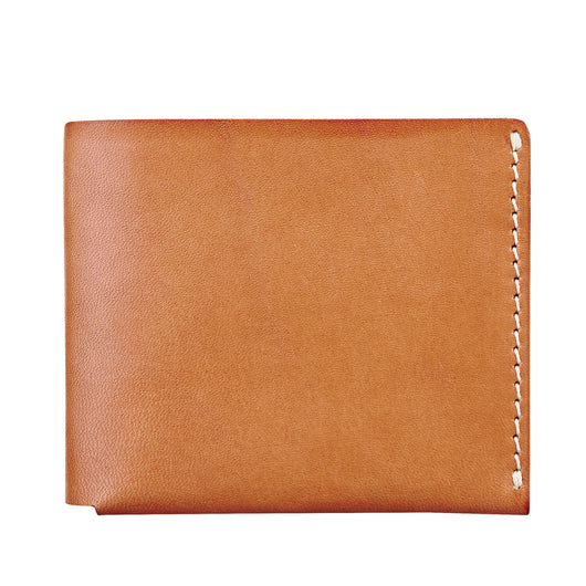 Classic Bifold - Vegetable Tanned