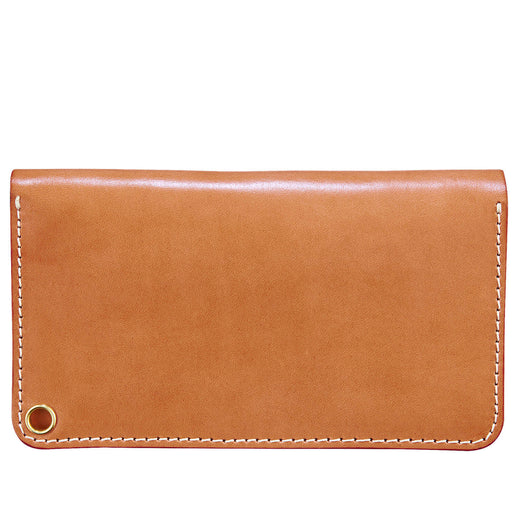 Trucker wallet - Vegetable Tanned