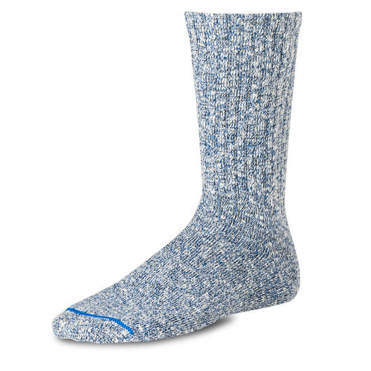 Cotton Ragg Socks - Blue