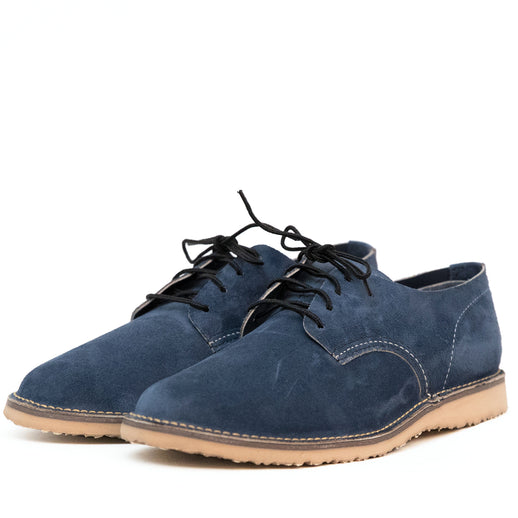 3305 Weekender Oxford Blueberry Muleskinner