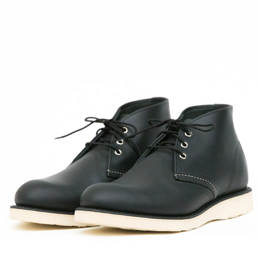 3148 Work Chukka Black Chrome