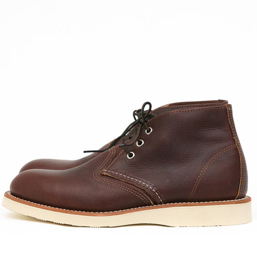 3141 Work Chukka Briar Oil Slick