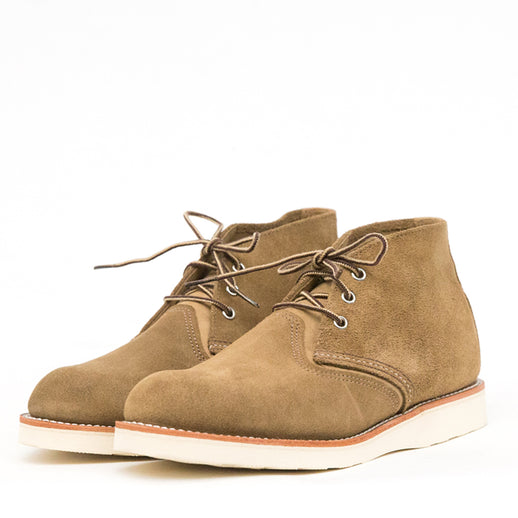 3149 Work Chukka Olive Mohave