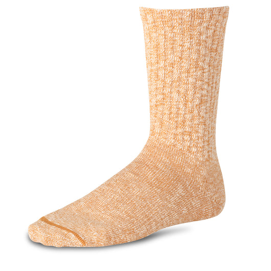 Cotton Rag Socks – Yellow