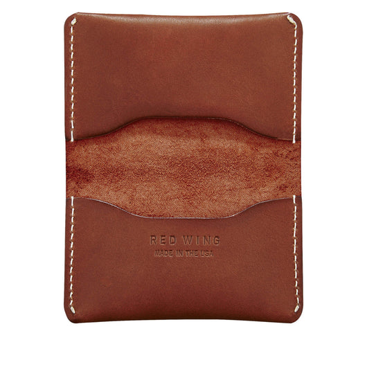 Folded Card Holder - Oro russet