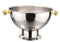 Sunnex Stainless Steel Punch Bowl 14in 36cm 24pt 13.5ltr