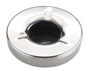 Ashtray - Round Stainless Steel 11.5cm