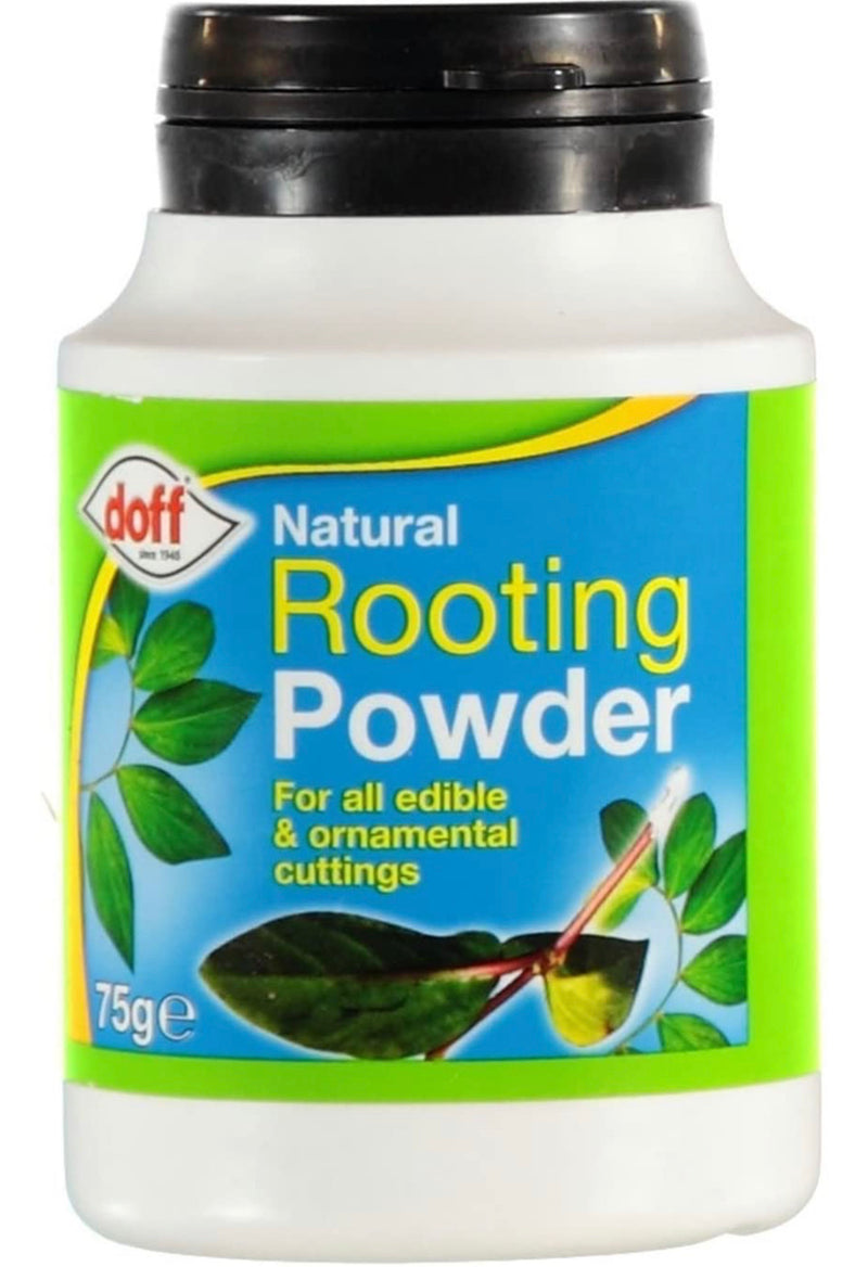 Doff rooting powder, promotes healthy roots, natural, 75 g