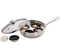 Egg Poacher Stainless Steel 22cm 4 CUPS