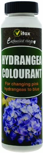 Vitax Ltd Hydrangea Colourant Enthusiast Range, 250g
