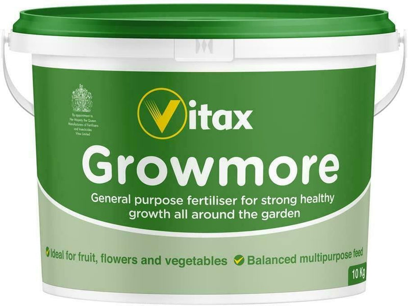 Vitax 10 Kg Growmore general Fertiliser