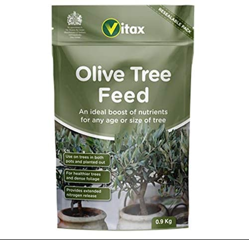Vitax Olive Tree Feed Pouch 900G