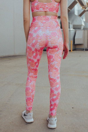 Leggings in Peaches&Cream