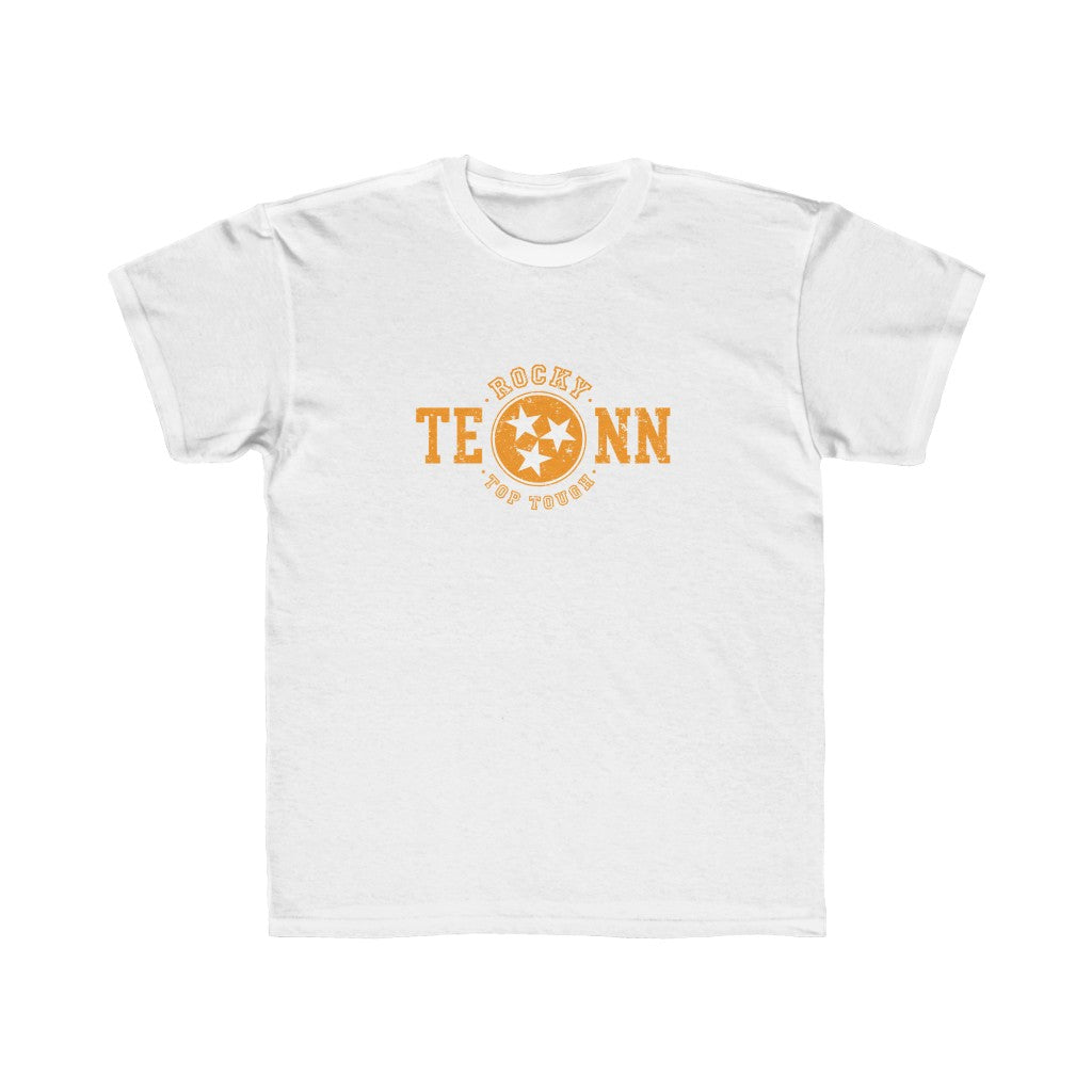 YOUTH ROCKY TOP TOUGH TRI-STAR TEE