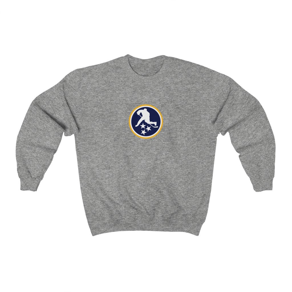 TN HOCKEY CO. ICON PREDS CREWNECK