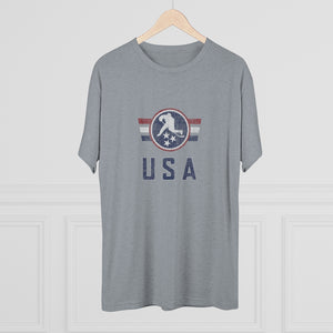 MEN'S TN HOCKEY CO. WOUNDED WARRIORS TEE