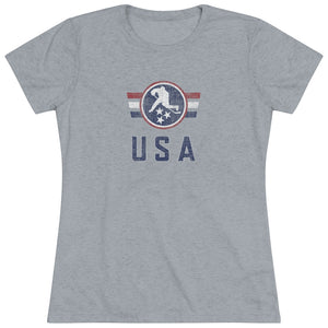 WOMEN'S TN HOCKEY CO. WOUNDED WARRIORS TEE
