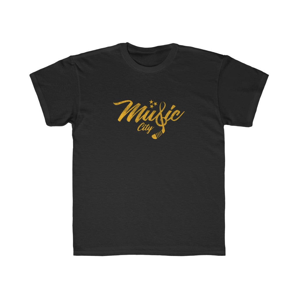 YOUTH TN HOCKEY CO. MUSIC CITY HOCKEY TEE