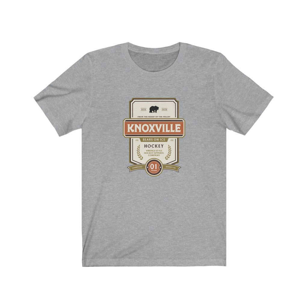 KNOXVILLE LABEL TEE