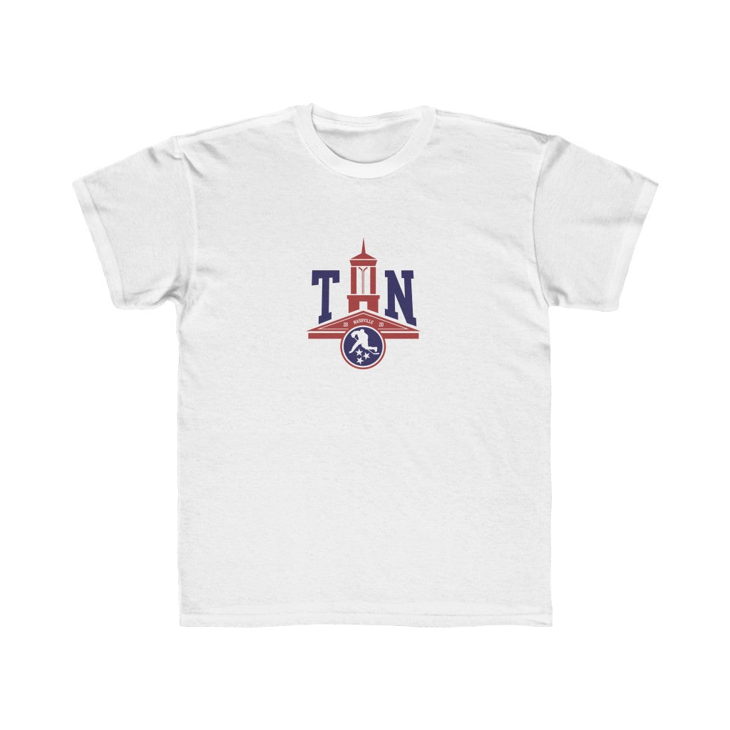YOUTH TN HOCKEY CO. STATE CAPITOL TEE