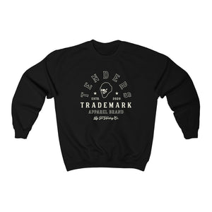 MASK OUTLINE SWEATSHIRT