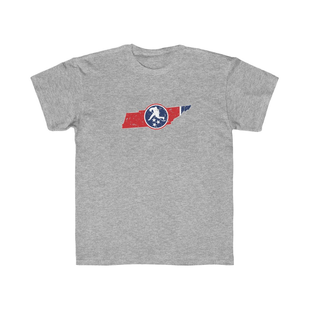 YOUTH TN HOCKEY CO. TOTAL TENNESSEE HOCKEY TEE