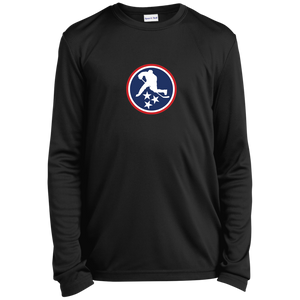 TN HOCKEY CO. YOUTH PERFORMANCE LONG SLEEVE