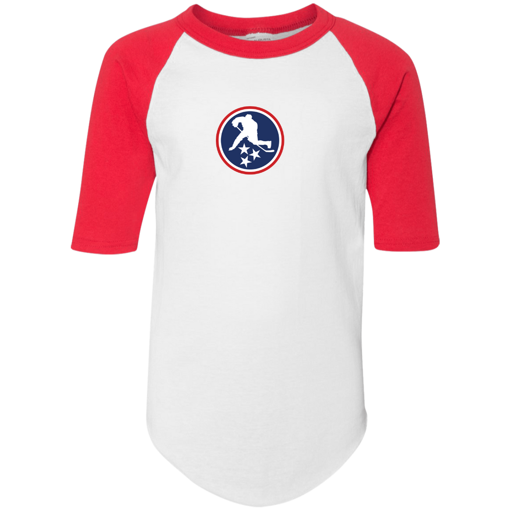 YOUTH PERFORMANCE RAGLAN JERSEY TEE