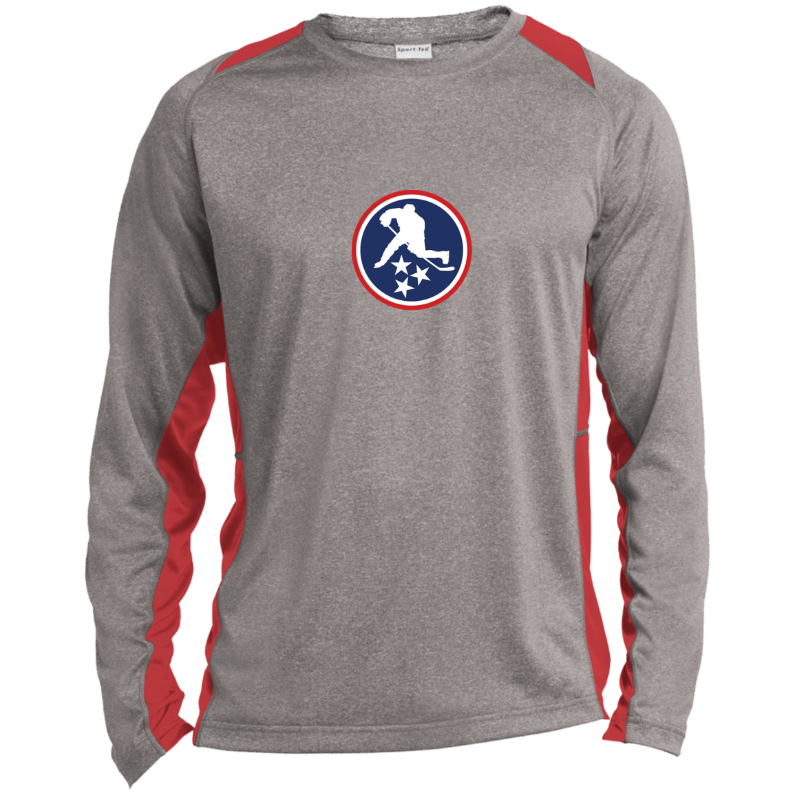 PERFORMANCE COLOR BLOCK LONG SLEEVE