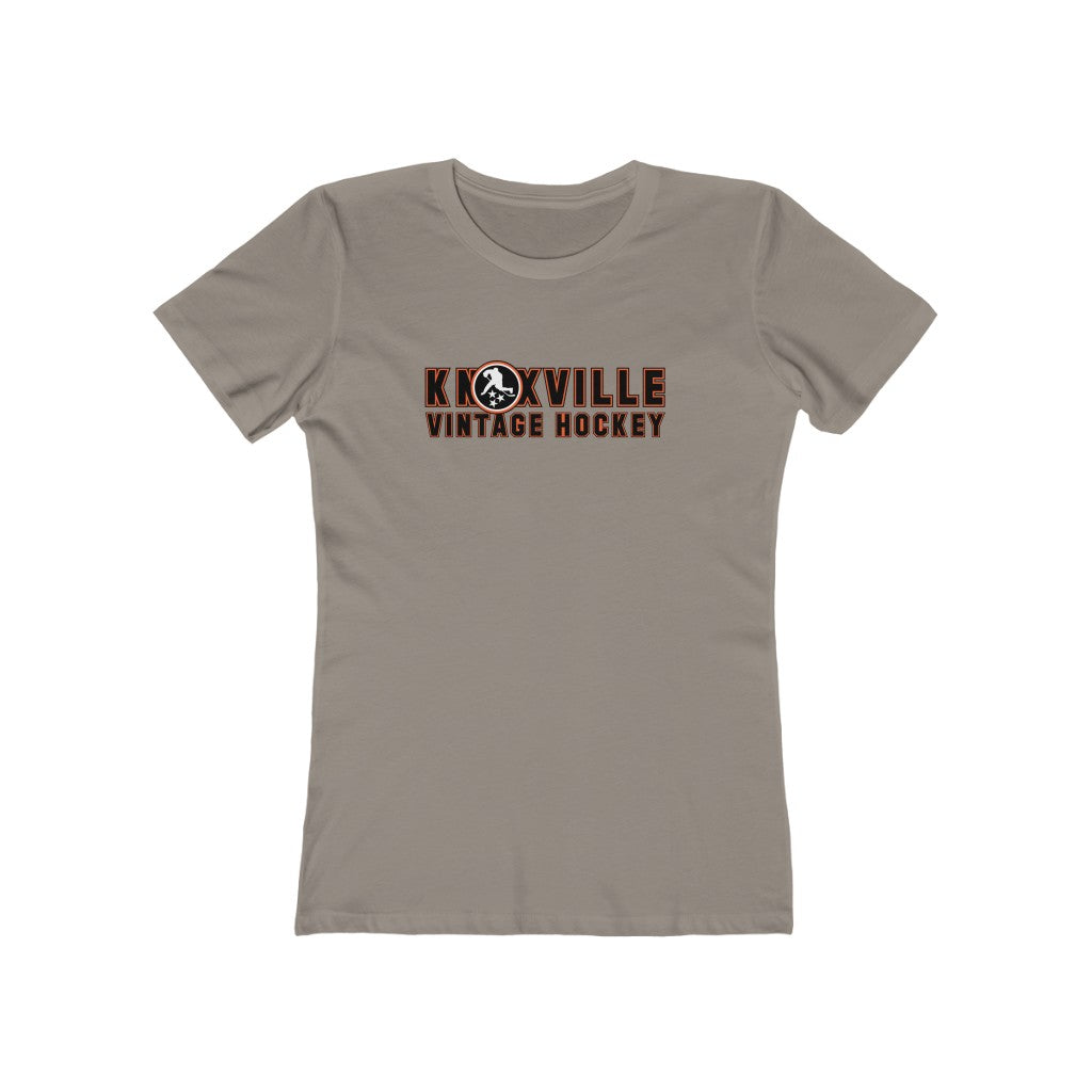 WOMEN'S TN HOCKEY CO. VINTAGE KNOXVILLE TEE