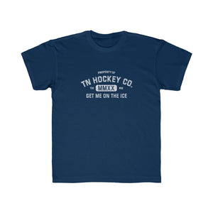 YOUTH TN HOCKEY CO. ICETIME TEE