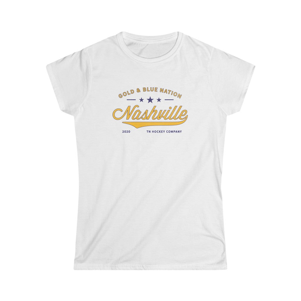 WOMEN'S G&B NASHVILLE TEE
