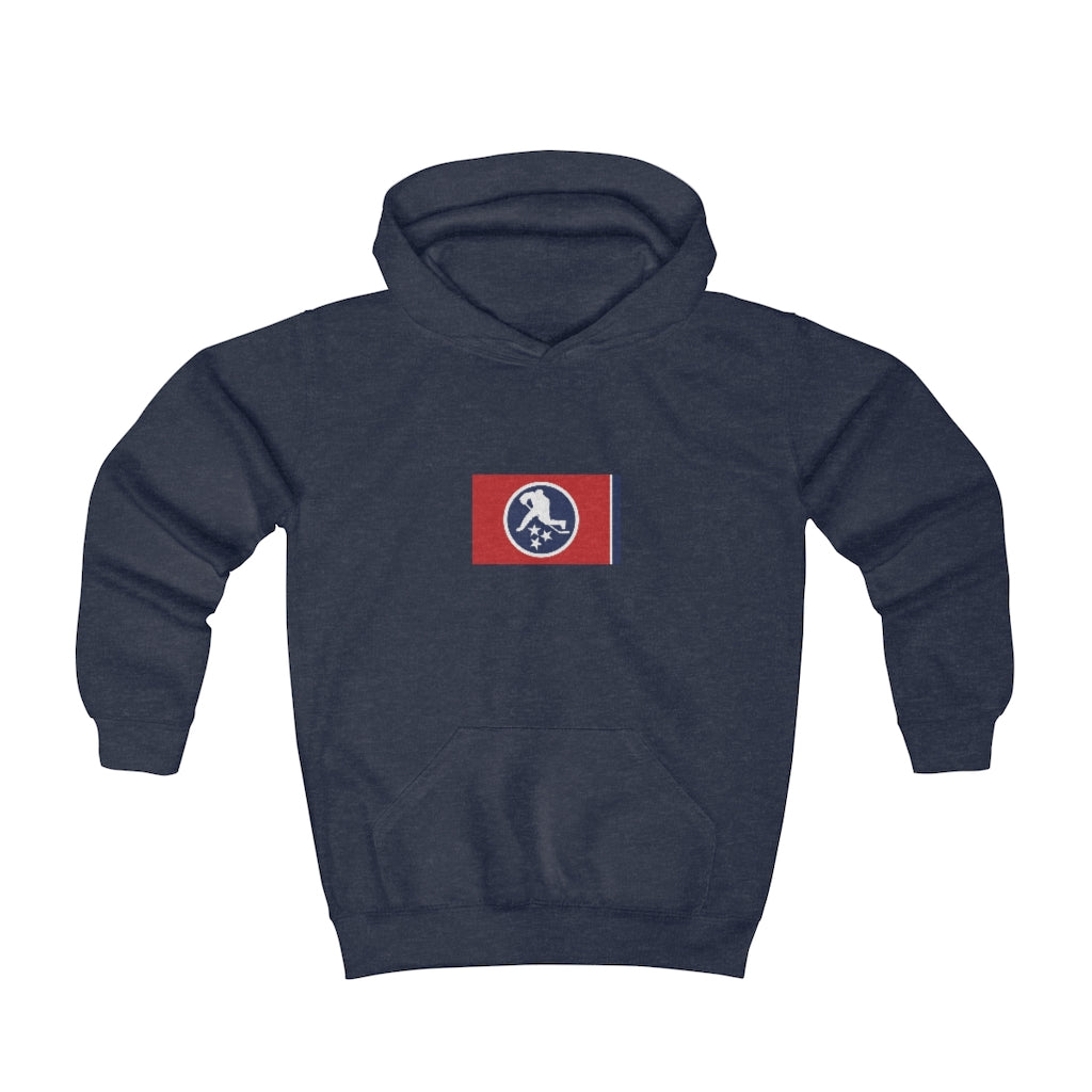 YOUTH TN HOCKEY CO. OFFICIAL FLAG HOODIE