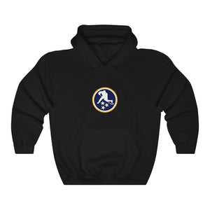 TN HOCKEY CO. ICON HOODIES PREDS BLUE & GOLD