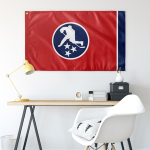 TN HOCKEY CO. FLAG