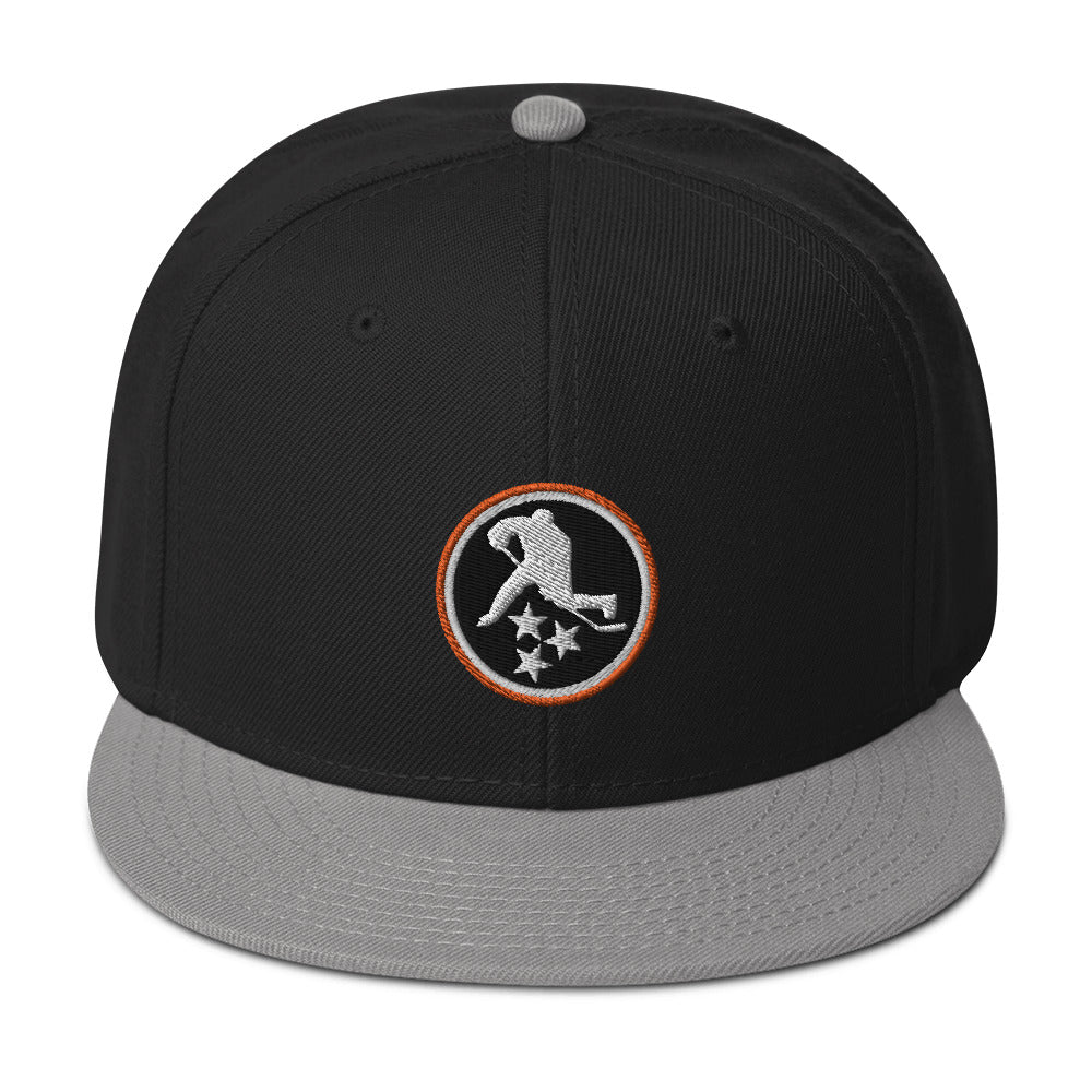KNOXVILLE TN HOCKEY CO. SNAPBACK